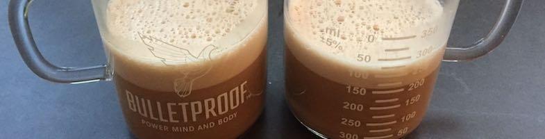 Waarom Bulletproof koffie werkt