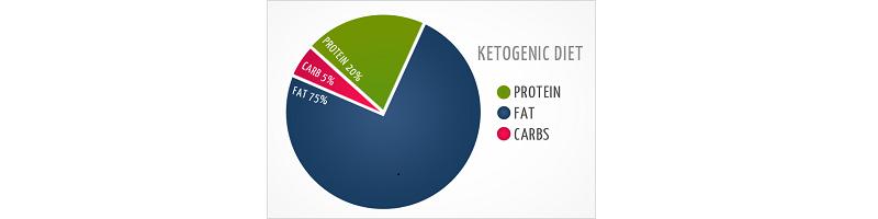 Ketogeen dieet macro's