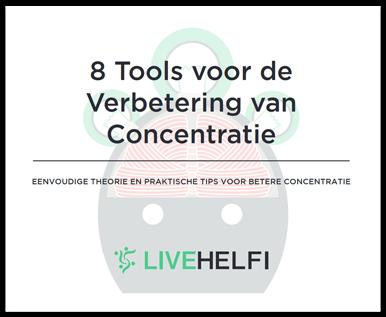 8 Tools voor de Verbetering van Concentratie